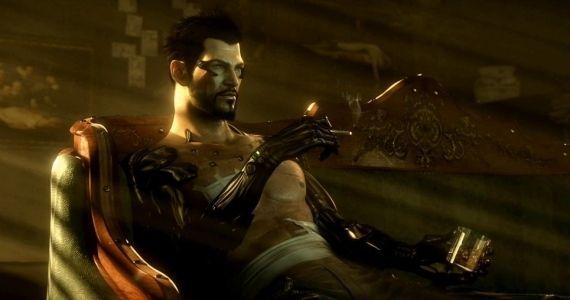 Deus Ex Human Revolution Adam Jensen