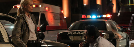 Diane Kruge and Demian Bichir in The Bridge Vendetta FXs The Bridge: Why Its Extreme Nature Is Also Its Greatest Strength