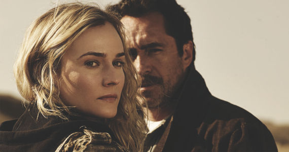 Diane Kruger and Demian Bichir in The Bridge FX FXs The Bridge: Why Its Extreme Nature Is Also Its Greatest Strength