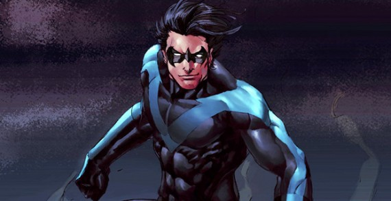 Dick Grayson Nightwing Batman vs. Superman movie 570x294 Should Batman vs. Superman Include Dick Graysons Nightwing?