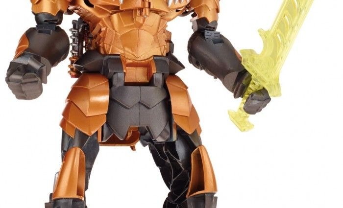 Dinobot Grimlock in Humanoid Form in Transformers 4 700x425 Transformers: Age of Extinction Toy Images Reveal New Characters