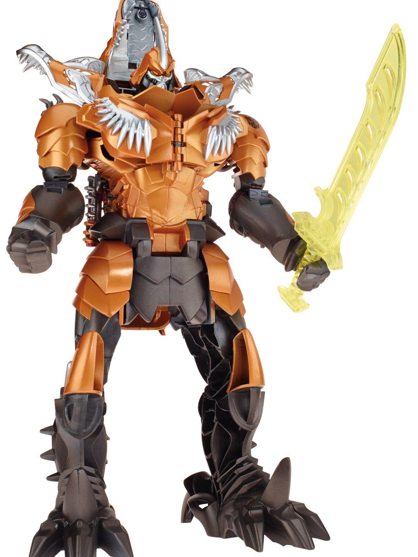 Transformers Dinobots Grimlock Dinobot Grimlock in Humanoid