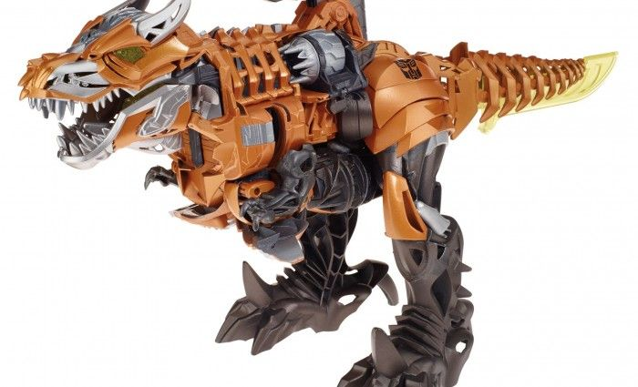 Dinobot Grimlock in Transformers 4 700x425 Transformers: Age of Extinction Toy Images Reveal New Characters