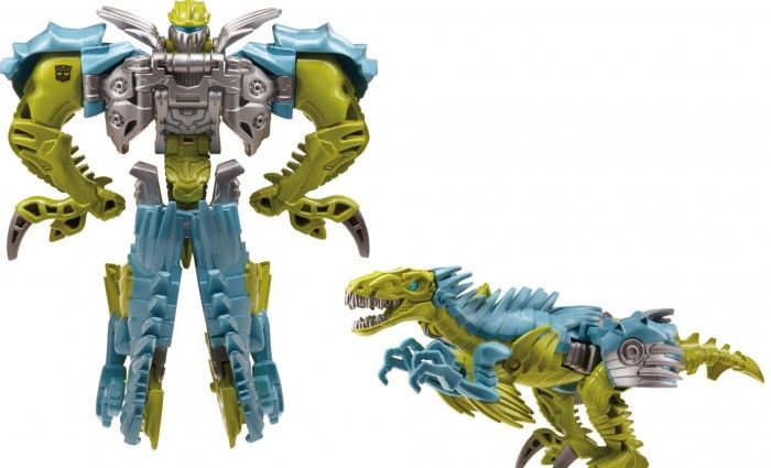 Dinobot Slash in Transformers 4 700x425 Transformers: Age of Extinction Toy Images Reveal New Characters