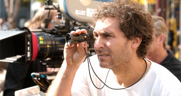 Director Doug Liman on set of Jumper Splinter Cell Movie Gets Bourne Identity Director