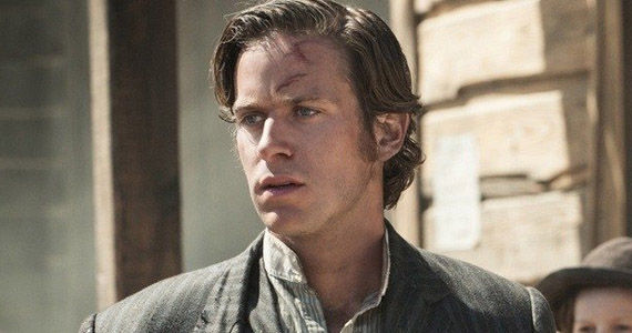 Disney Armie Hammer The Lone Ranger No Mask Armie Hammer Skeptical about DCs Justice League Movie