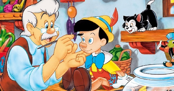 Disneys Pinocchio Ben Stiller in Talks to Direct Robert Downey Jr. in Pinocchio