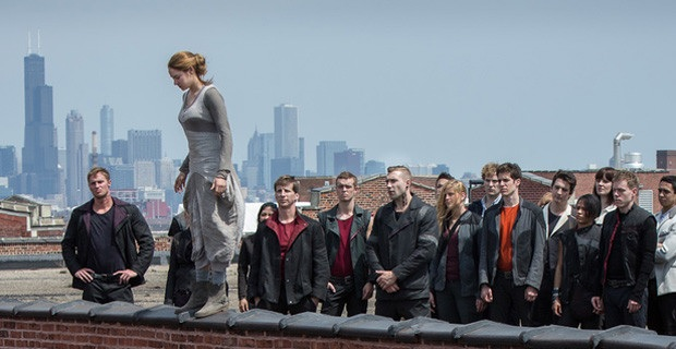 Divergent roof jumping scene Divergent Sequels Get Release Dates; Director Neil Burger Not Returning