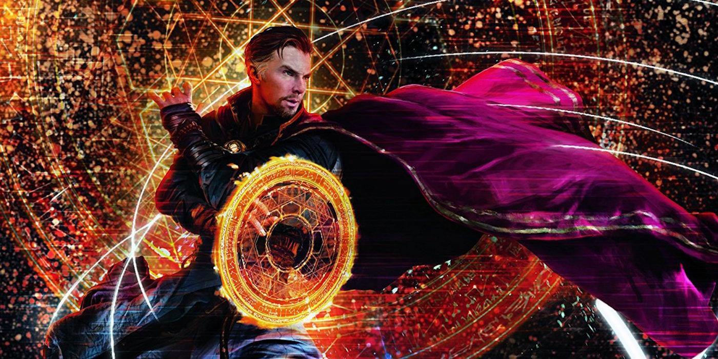 Doctor Strange Calendar Benedict Cumberbatch