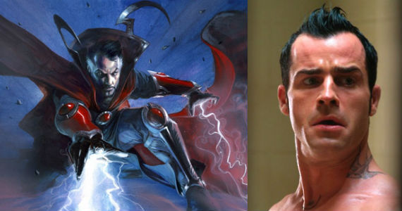 Doctor Strange Justin Theroux Doctor Strange: Justin Theroux Being Eyed to Star? Fede Alvarez Denies Directing Rumor