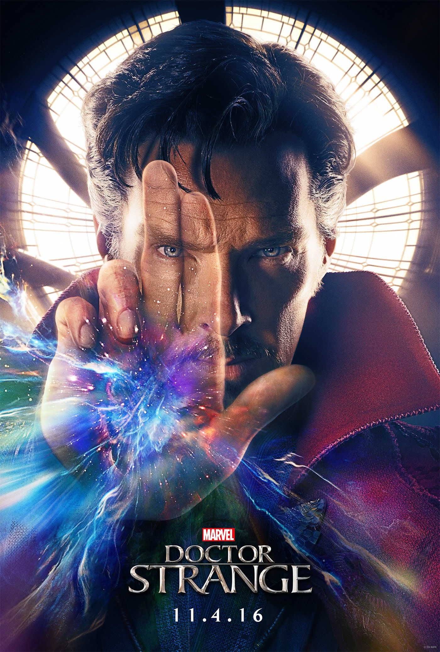Doctor Strange Trailer & New Poster: Open Your Mind