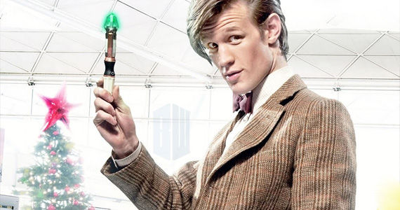 Doctor Who Christmas Matt Smith Talks Doctor Who Christmas Special & His Future as the Eleventh Doctor