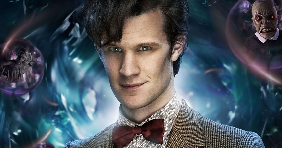 Doctor Who Matt Smith Doctor Who 50th Anniversary Schedule Revealed