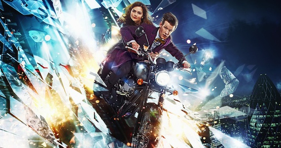 Doctor Who Mid Season 7 Poster Premiere Is Matt Smith Leaving Doctor Who After the 2013 Christmas Special?