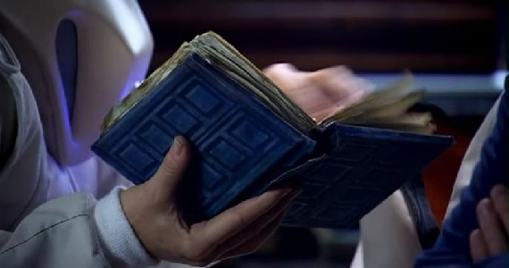 Doctor Who Rivers journal Major Doctor Who 50th Anniversary Spoiler Revealed Before Premiere