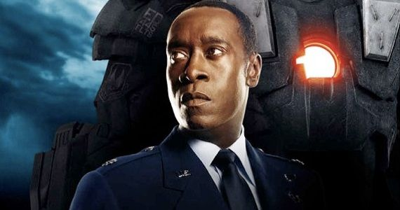 Don Cheadle as Rhodey in Iron Man 2 Will War Machine Appear in The Avengers 2 & Captain America 2?