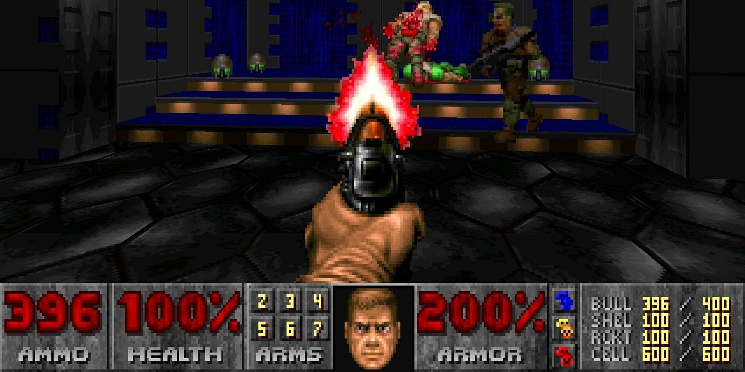 12 Things You Need To Know About Doom | ScreenRant