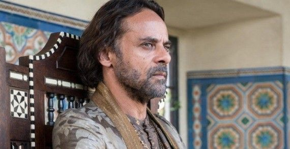 Say what you will about Doran, but he was one of the better rules on Game of Thrones. Regardless of what the people wanted, he kept them out of war for as long as he could.