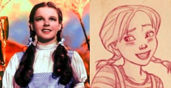 Dorothy Gale Image Character Artwork & Cast List For Dorothy of Oz