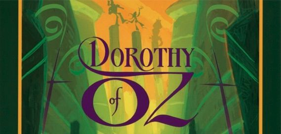 Dorothy of Oz movie Character Artwork & Cast List For Dorothy of Oz
