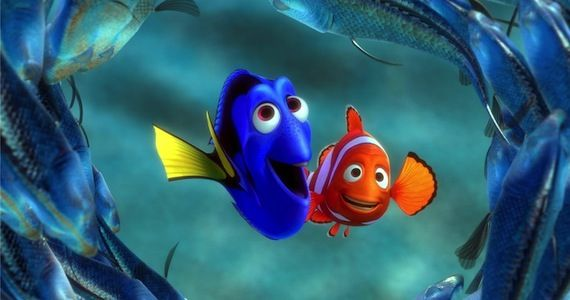 Dory Marlin Finding Nemo 3D Finding Nemo 3D Review