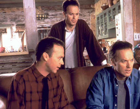 Michael Keaton in Multiplicity