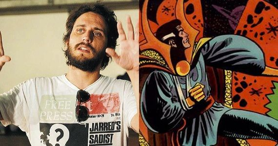 Dr Strange Fede Alvarez Doctor Strange: Justin Theroux Being Eyed to Star? Fede Alvarez Denies Directing Rumor