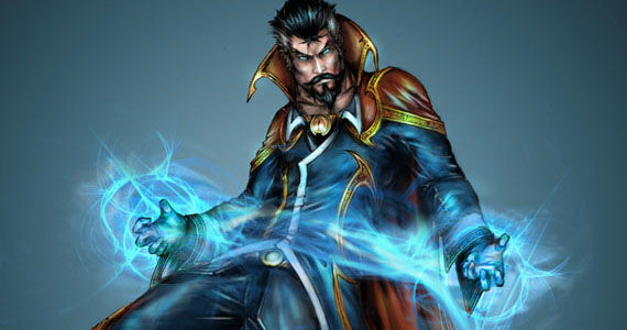 Dr. Strange Marvel Movie Rumor Patrol: Doctor Strange May Have A Big Role in Thor 2