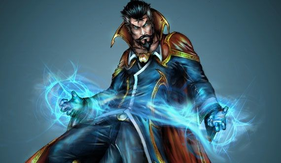 Dr. Strange comic book Pixar Considering Animated Dr. Strange Movie?