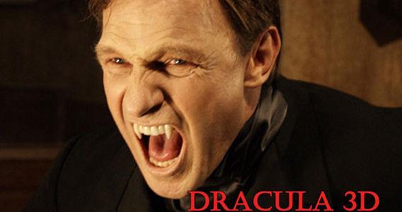 Dracula 3D poster 'Dracula 3D' Clips Showcase Dario Argento's Horrific Vampire Legend
