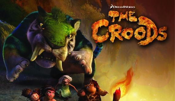 DreamWorks Animation The Croods DreamWorks Animation: 2013 2016 Line Up