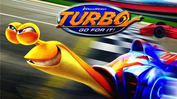 Dreamworks Animation Turbo DreamWorks Animation: 2013 2016 Line Up