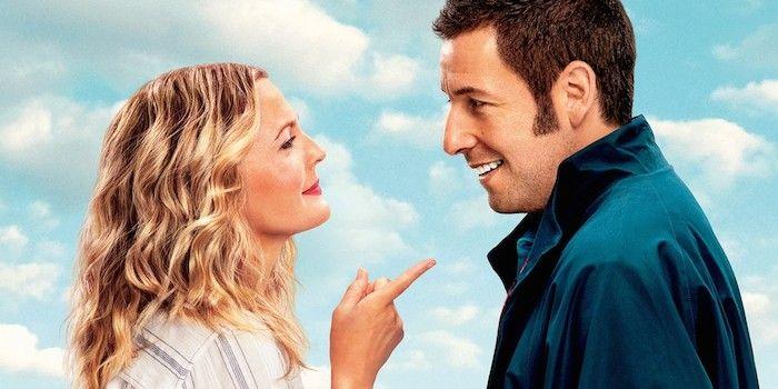 Drew Barrymore Adam Sa... Adam Sandler Movies List
