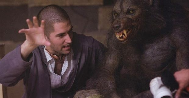 Drew Goddard on the set of The Cabin in the Woods Marvels Daredevil TV Series May be Penned by Drew Goddard