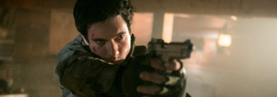 Drew Roy in Falling Skies The Picket Line Falling Skies Season 3, Episode 7 Review – Meet the Picketts