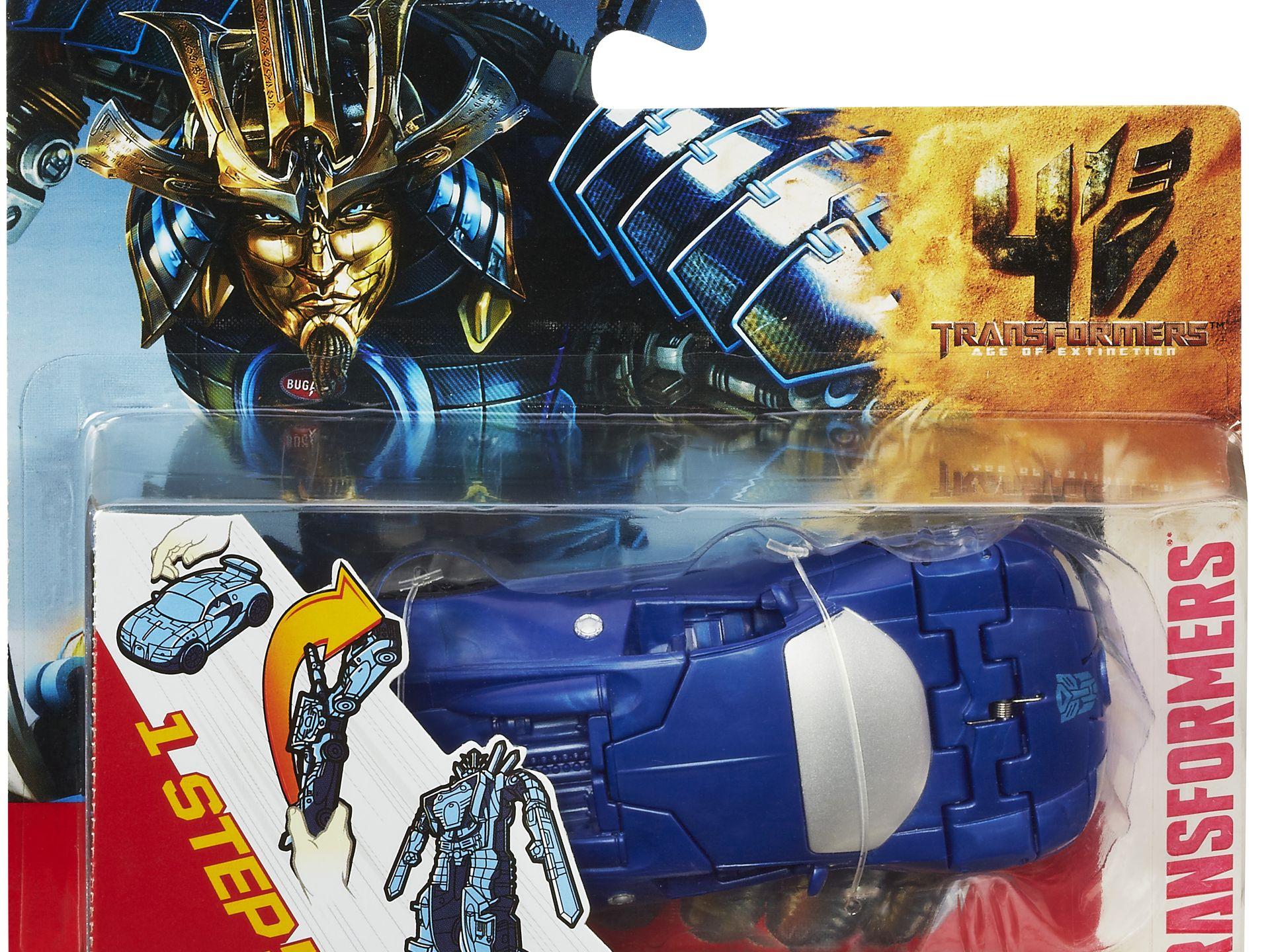 Drift Packaging for Transformers 4 Drift Packaging for Transformers 4
