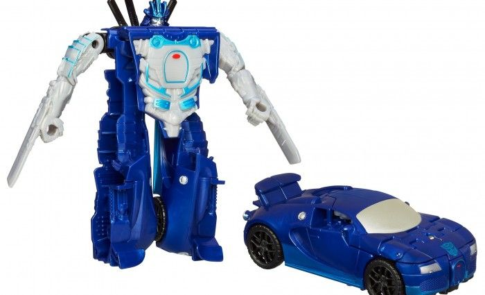 Drift in Transformers 4 700x425 Transformers: Age of Extinction Toy Images Reveal New Characters