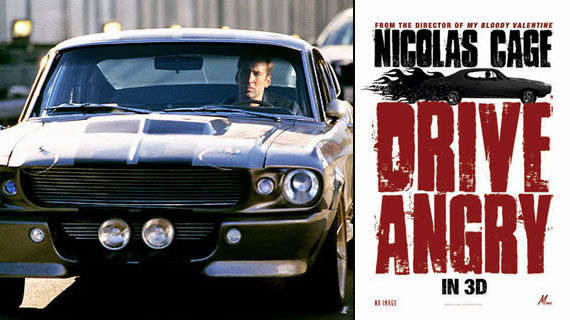Drive Angry Nicolas Cage Comic Con: Summit Presenting Exclusive Footage of Red and Drive Angry 3D