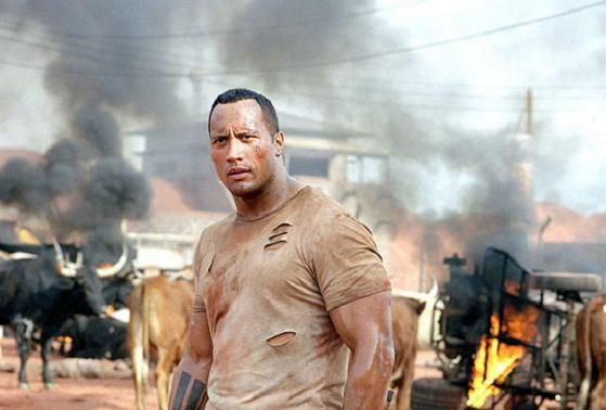 Dwayne Johnson Protection Dwayne Johnson Replacing Clive Owen In Protection?