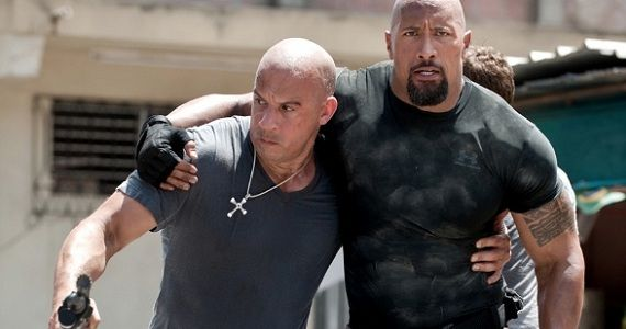 Dwayne Johnson Vin Diesel Fast and Furious 6 Fast & Furious: 3 Reasons Why People Love This Franchise