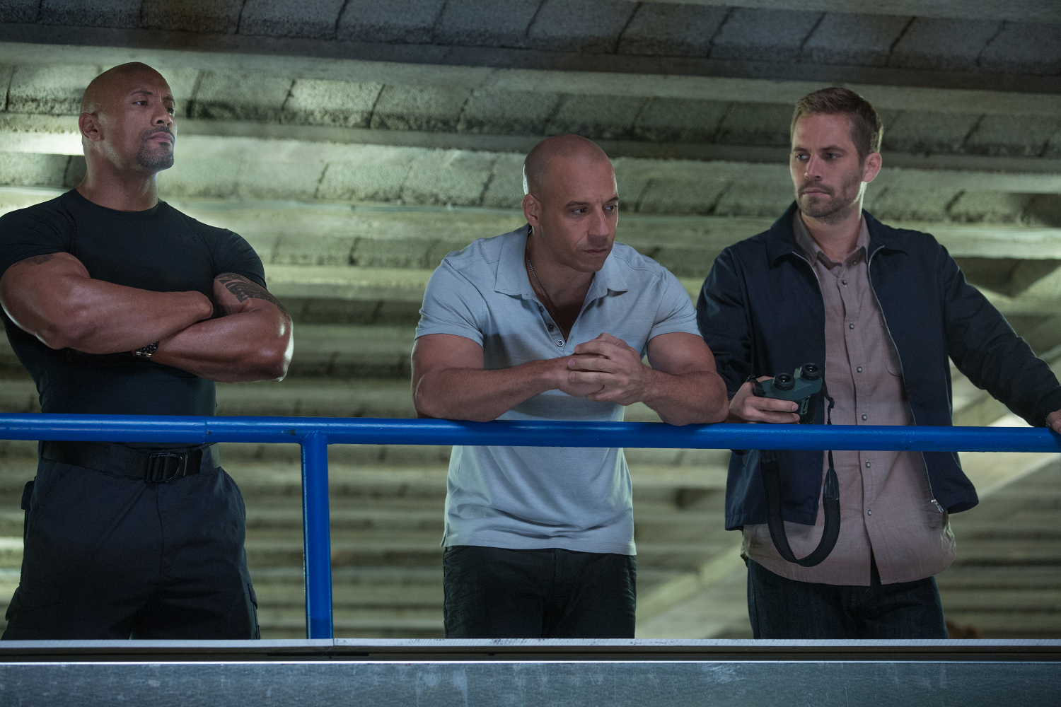 Rip Paul Walker Top Best Fast And The Furious Film: Michelle Rodriguez Confirms 'Fast & Furious 7′ Villain?