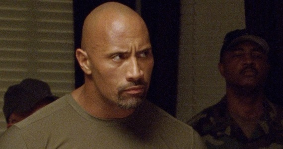 Dwayne Johnson in GI Joe Retaliation G.I. Joe 3 Writers Want to Bring The Baroness Back   Should They?