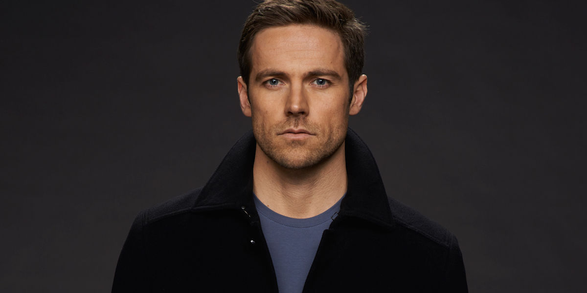 Tv And Movie News Orphan Black Arrow Actor Dylan Bruce