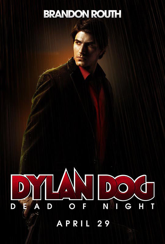 Dylan Dog movie poster Movie Poster Roundup: Scream 4, Priest, Dylan Dog & More