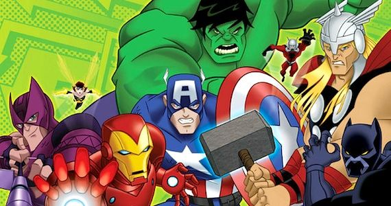 Earths Mightiest Heroes Cancelled Avengers Assemble Marvel Cancels 'Avengers: Earth's Mightiest Heroes' in Favor of 'Avengers Assemble'
