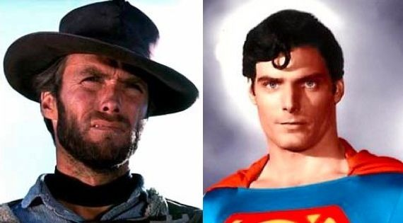 Eastwood vs. Reeves Clint Eastwood Turned Down Superman & James Bond