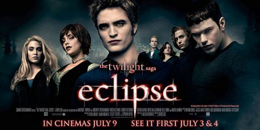 Eclipse Banner 1 New Posters For Eclipse and Piranha 3D