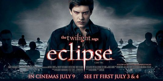 Eclipse Banner 21 New Posters For Eclipse and Piranha 3D