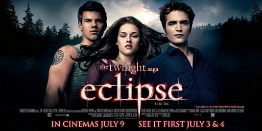 Eclipse Banner 3 New Posters For Eclipse and Piranha 3D