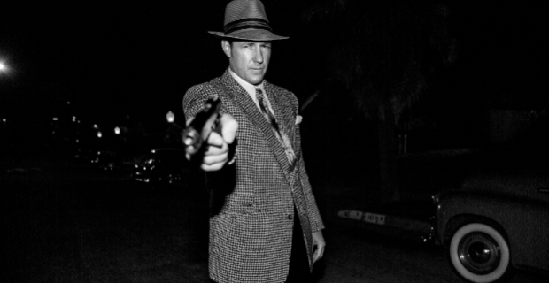 Ed Burns in Mob City Season 1 Episode 5 Mob City Season 1 Finale Review